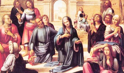 A perfeita discípula de Cristo