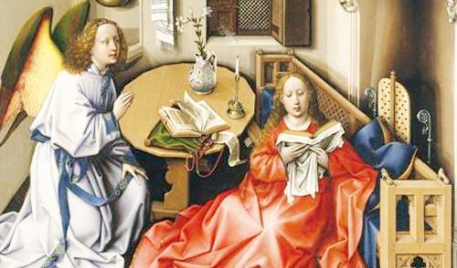 Anunciação do Anjo a Maria