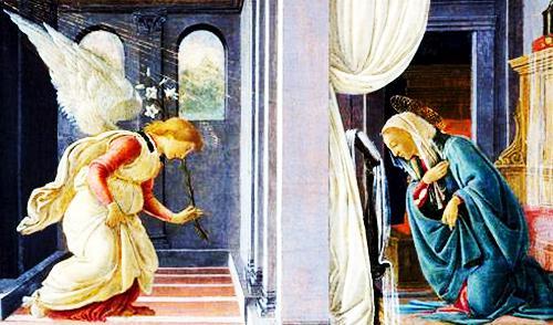 Eis a Mãe: Maria!