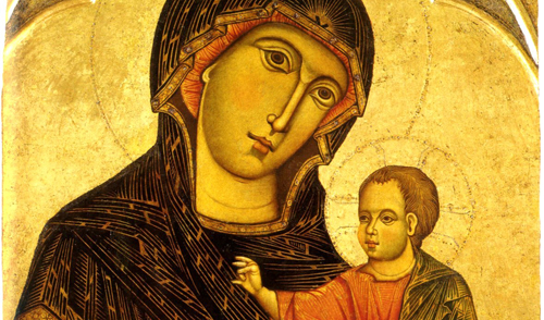 Mãe da Igreja e da humanidade