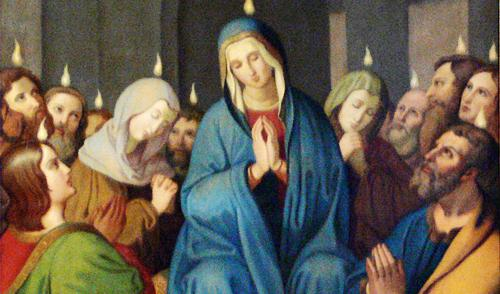 Maria, a grande missionária
