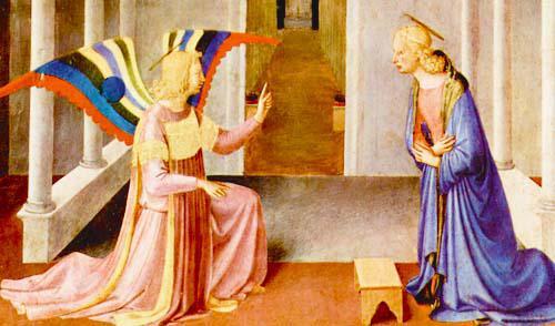Maria deu a seu Senhor um sim responsável