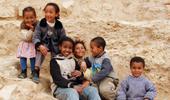 Crianças de toda a Terra
