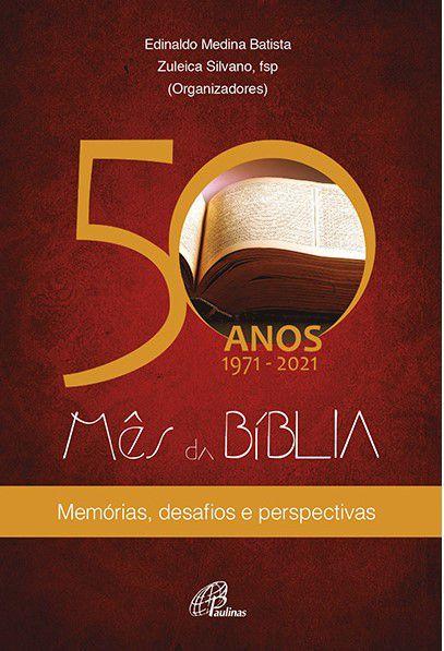 50 anos do Mês da Bíblia