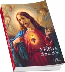 Bíblia dia a dia 2019 - capa cristal