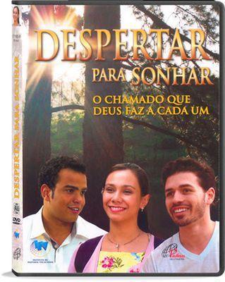 DVD Despertar para sonhar (35 min.)