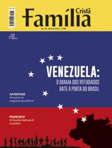 Revista Família Cristã edição abril