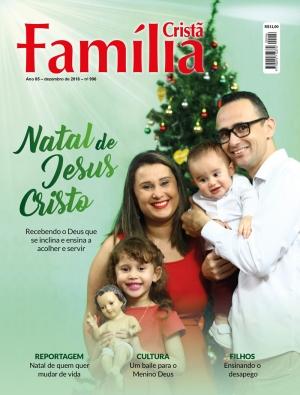 Revista Família Cristã - dezembro 2018