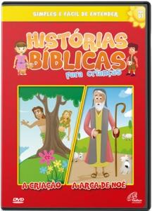 Histórias bíblicas para crianças vol. I