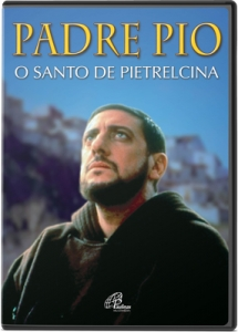 DVD Padre Pio, o santo de Pietrelcina (200min.)