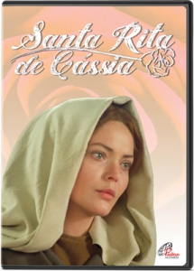 DVD Santa Rita de Cássia (100min)