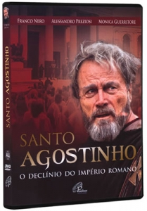 Santo Agostinho - DVD duplo (206 minutos)