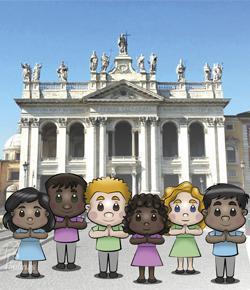 Consagração da Basílica de Latrão